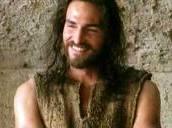 Jim Cavaziel as Jesus
